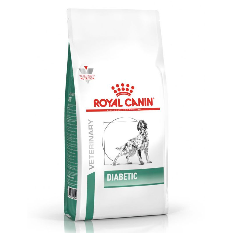 Royal Canin VD Dog Diabetic 1,5kg