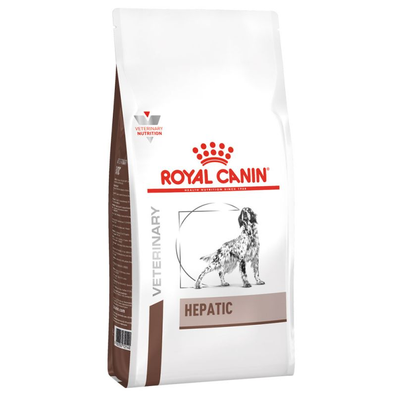Royal Canin VD Dog Hepatic 1,5kg
