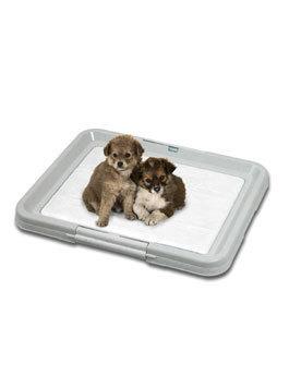 WC ploché pro štěně 49,5x39,5x4cm