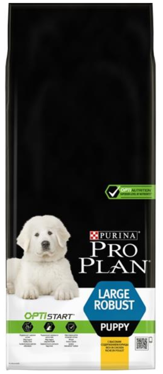 PRO PLAN Puppy Large Robust 3kg
