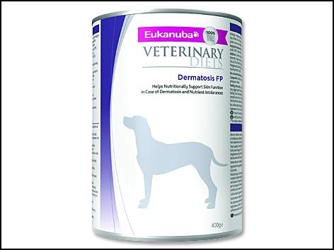 Eukanuba Dog Dermatosis konzerva 12 x 400g