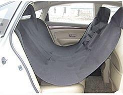 Lůžko do auta pro psa GreenDog dvousedačkové ECONOMY Compact