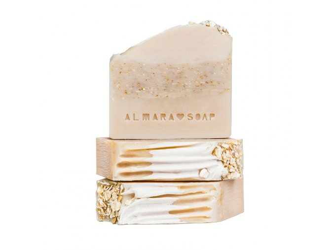 Almara soap Sweet milk
