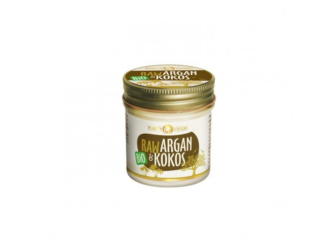 Purity Vision Raw Bio Argan a Kokos
