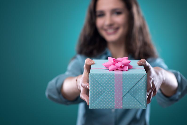 Ako zabaliť darček?