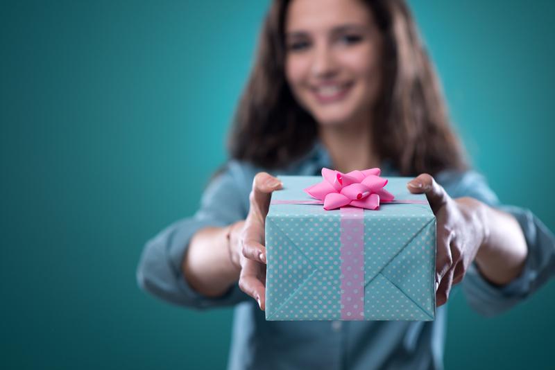 Darčeková debna WauBox je potešením aj pre ženy