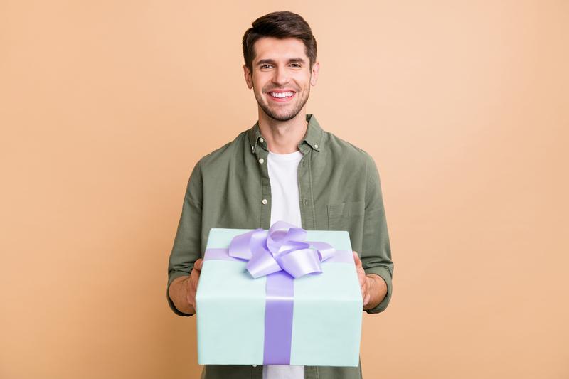 6 tipov ako darovať darčeky