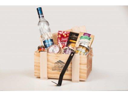 darcekova debna vodka finlandia