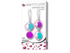 pol pl Komplet 4 Silikonowych Kulek Gejszy Pretty Love Orgasmic Ball 12595 7