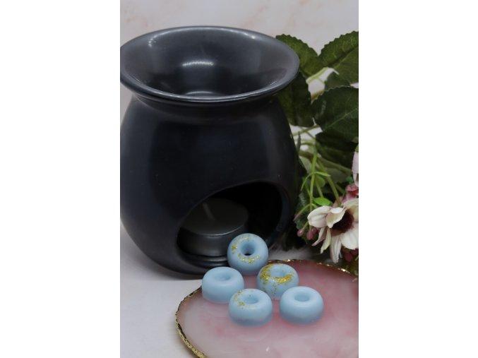 Mini donutky - Uvolnění