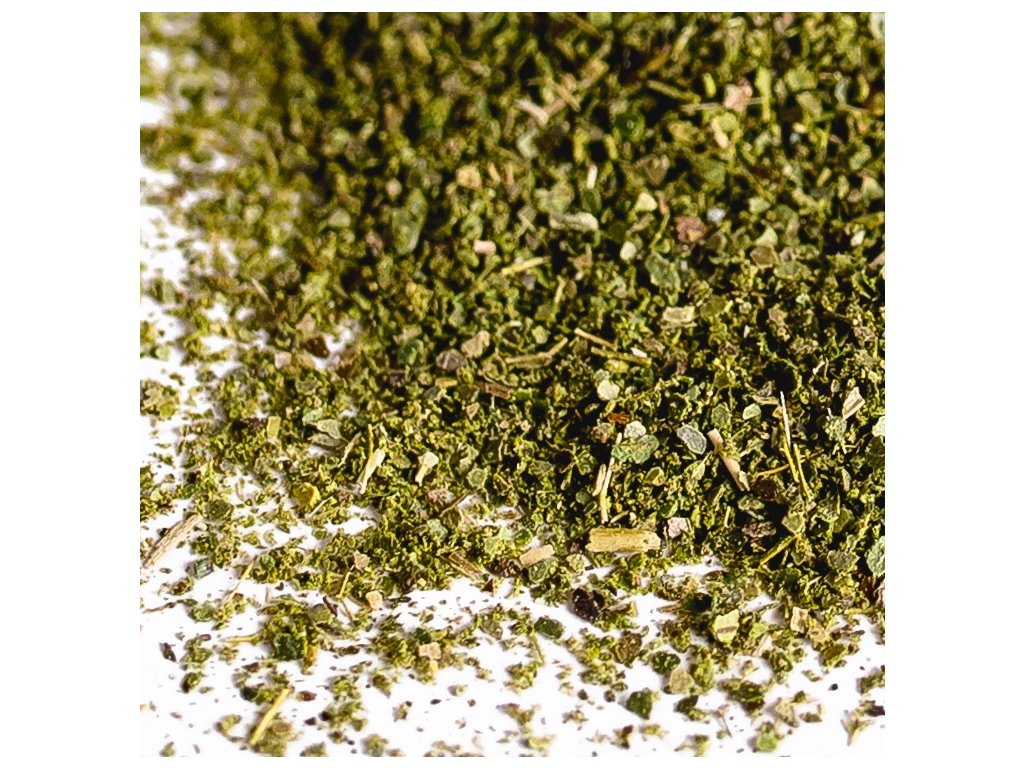 wayusa en polvo verde no fermentada