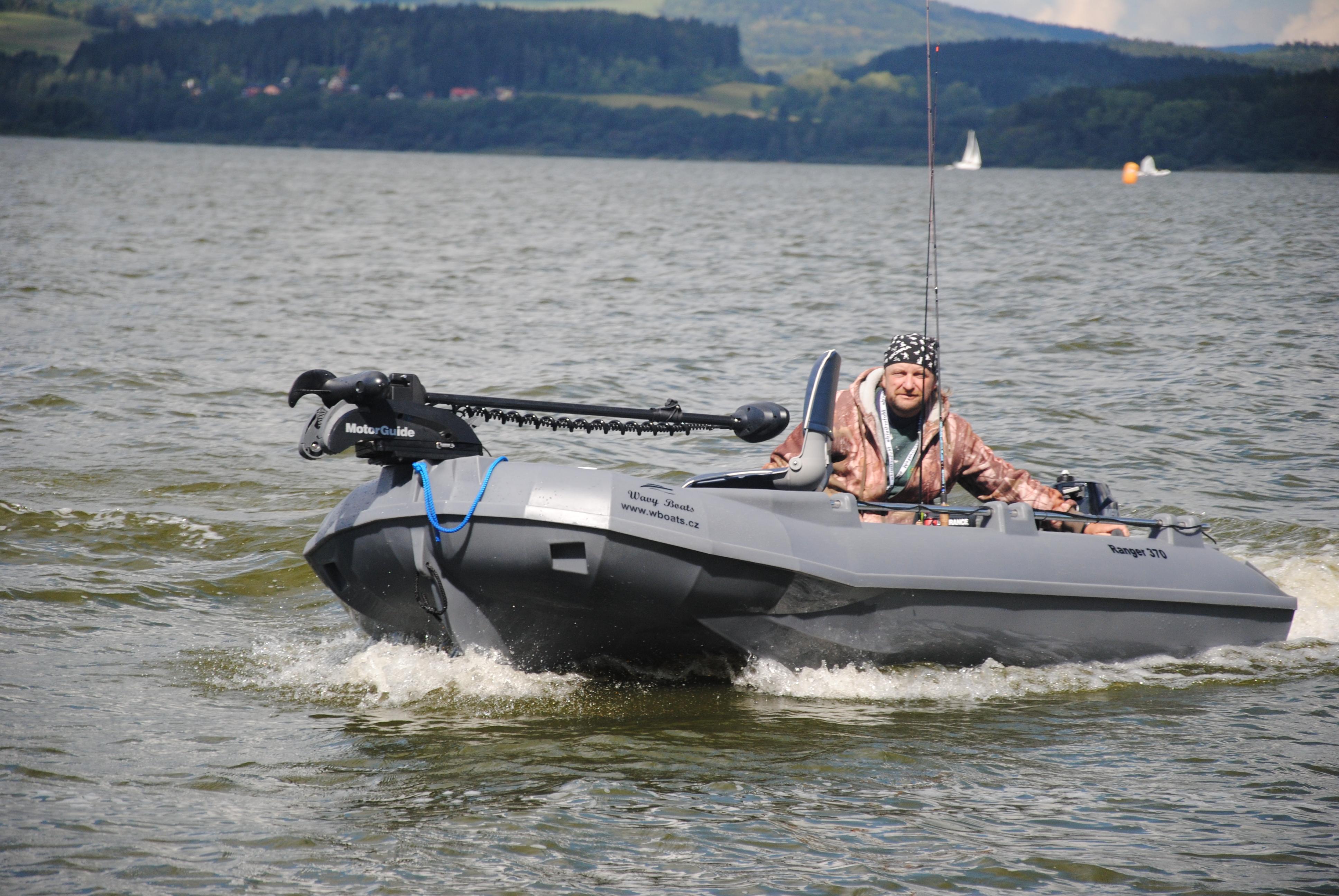 Ranger 370 / v testu Českého rybáře