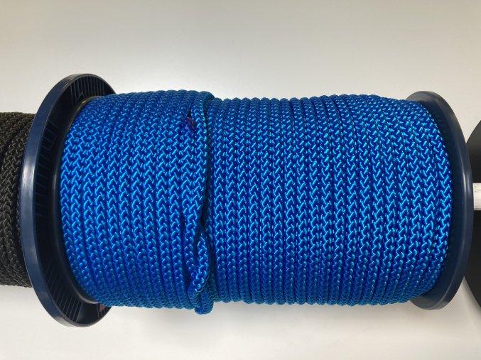 Lano modré 12mm x 5,5m