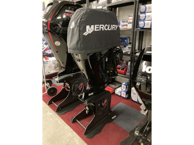 Original Mercury kryt motoru 75/115