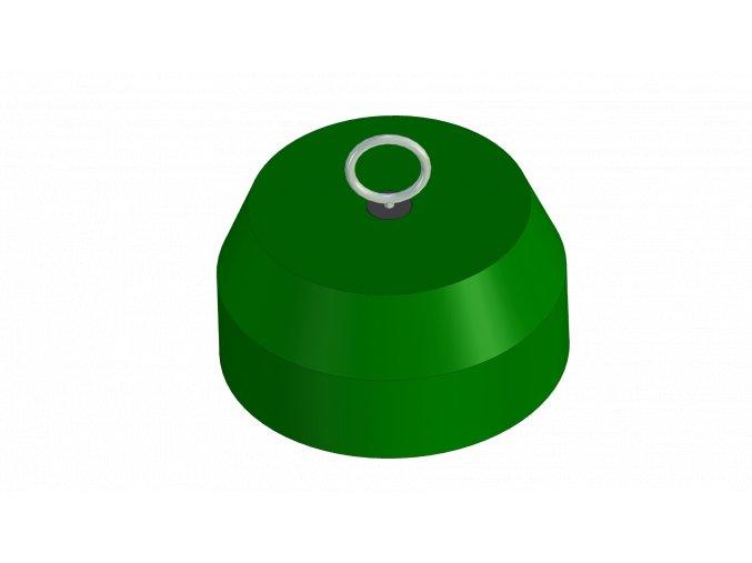 Rybářská kotva zelená