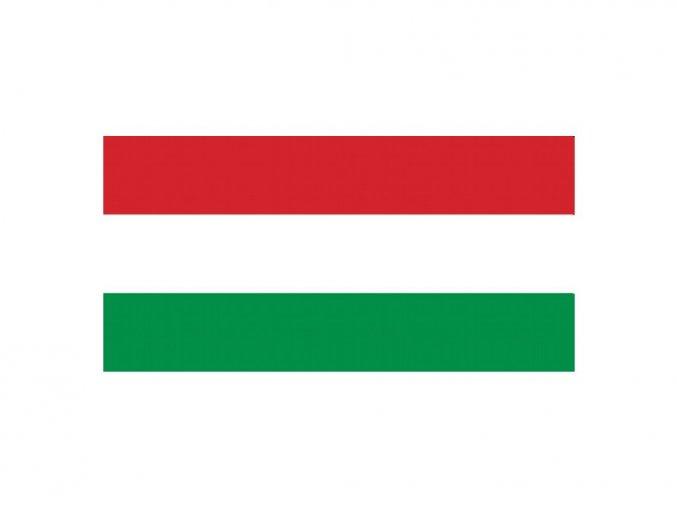 1873 vlajka madarsko o velikosti 90 x 150 cm
