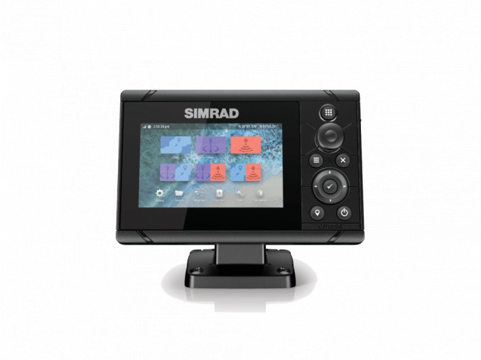 Simrad Cruise 5 Front Facing HOME 34862