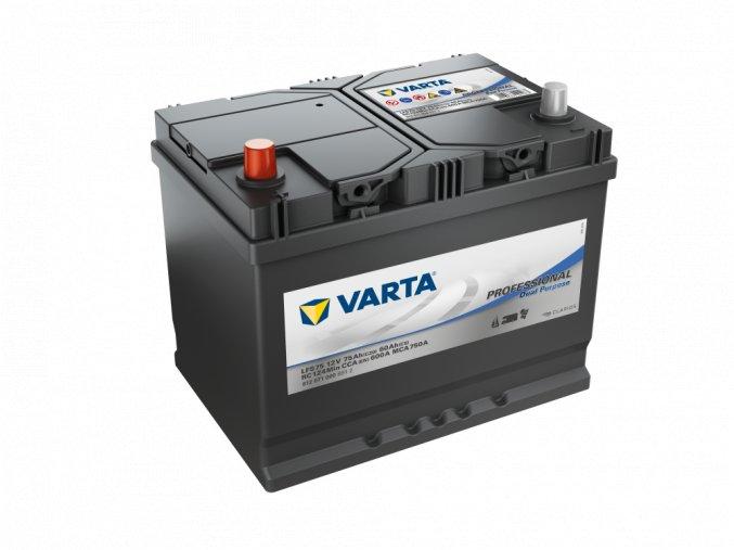 Varta baterie LFS75 12V- 75Ah prof.dual purpose