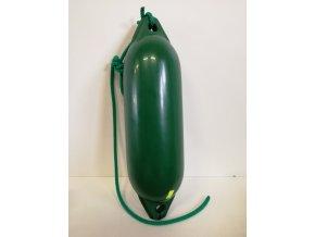 Fendr zelený Ø 12×45 cm