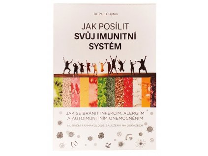Clayton kniha imunitní system