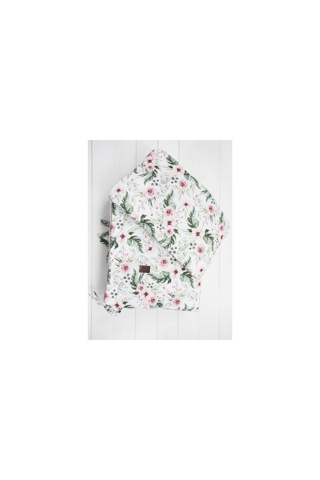 Dětské povlečení s výplní Sleepee Dreams květiny