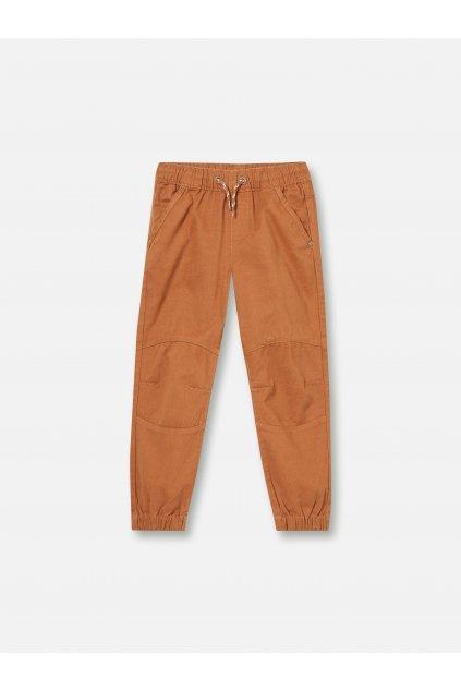 hnede chino kalhoty
