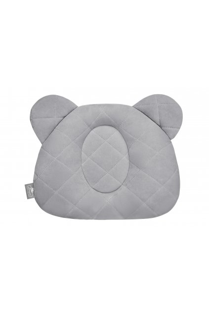 Fixační polštář Sleepee Royal Baby Teddy Bear šedá