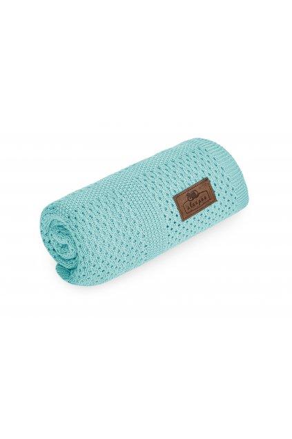 Bambusová deka Sleepee Ultra Soft Bamboo Blanket tyrkysová