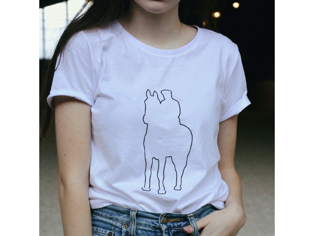 Tričko Dámské – TGM