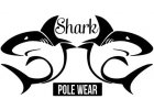 Shark Pole Wear