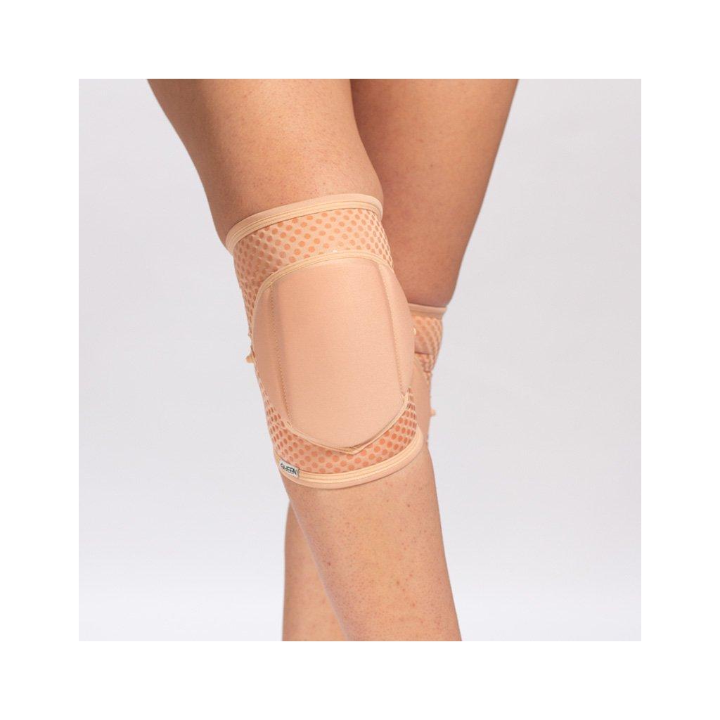 Knee pads, Nude - Latte