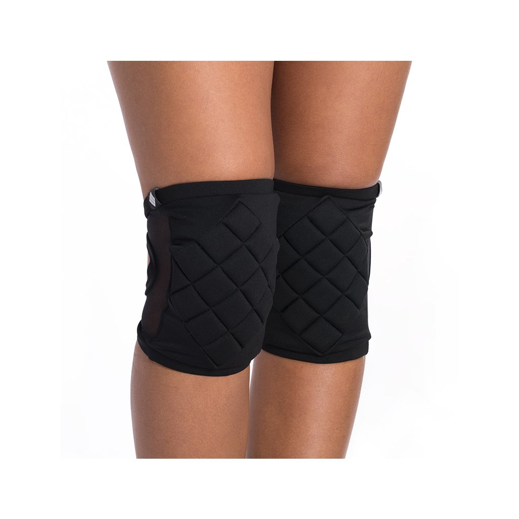 Knee pads with pocket