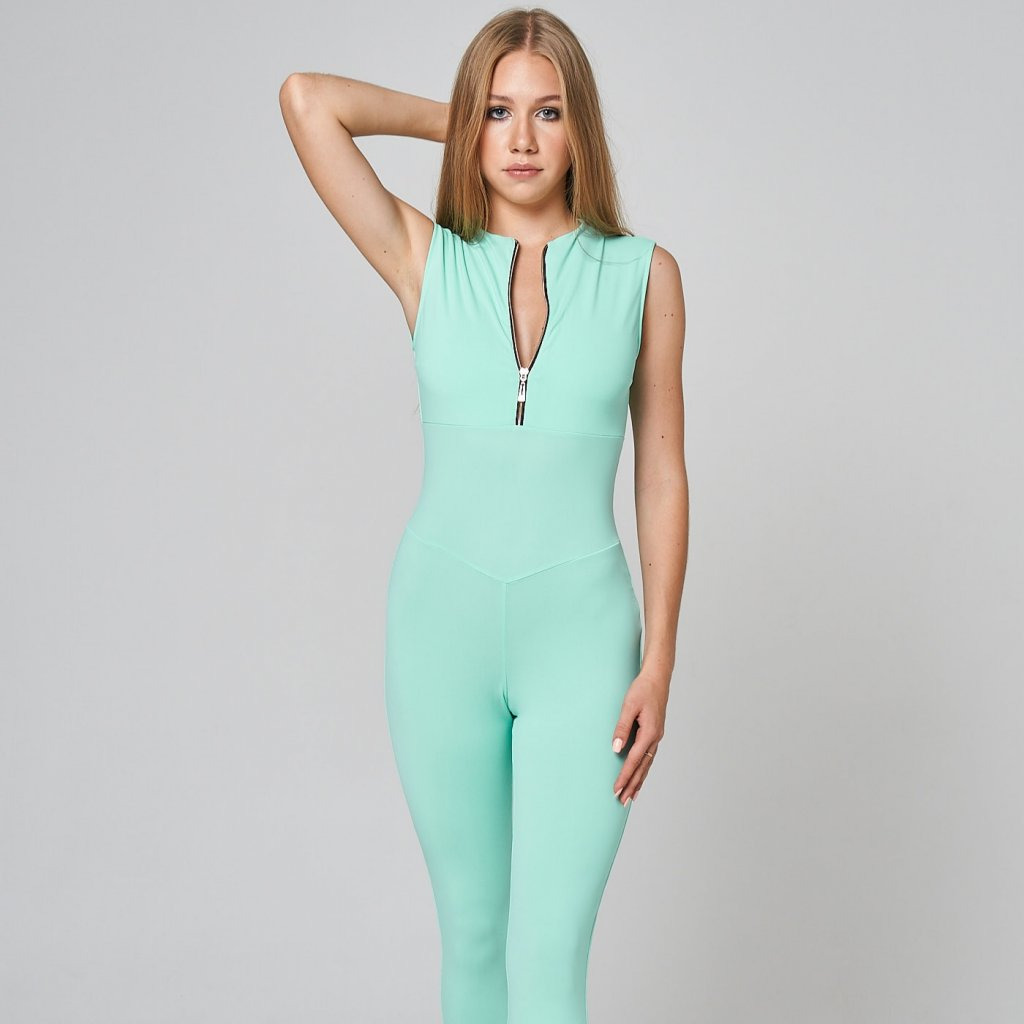 Union Jumpsuit, Mint