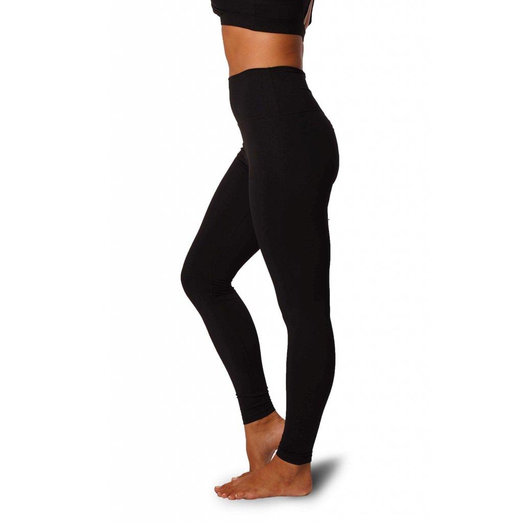 Scrunch Butt Leggings, Black