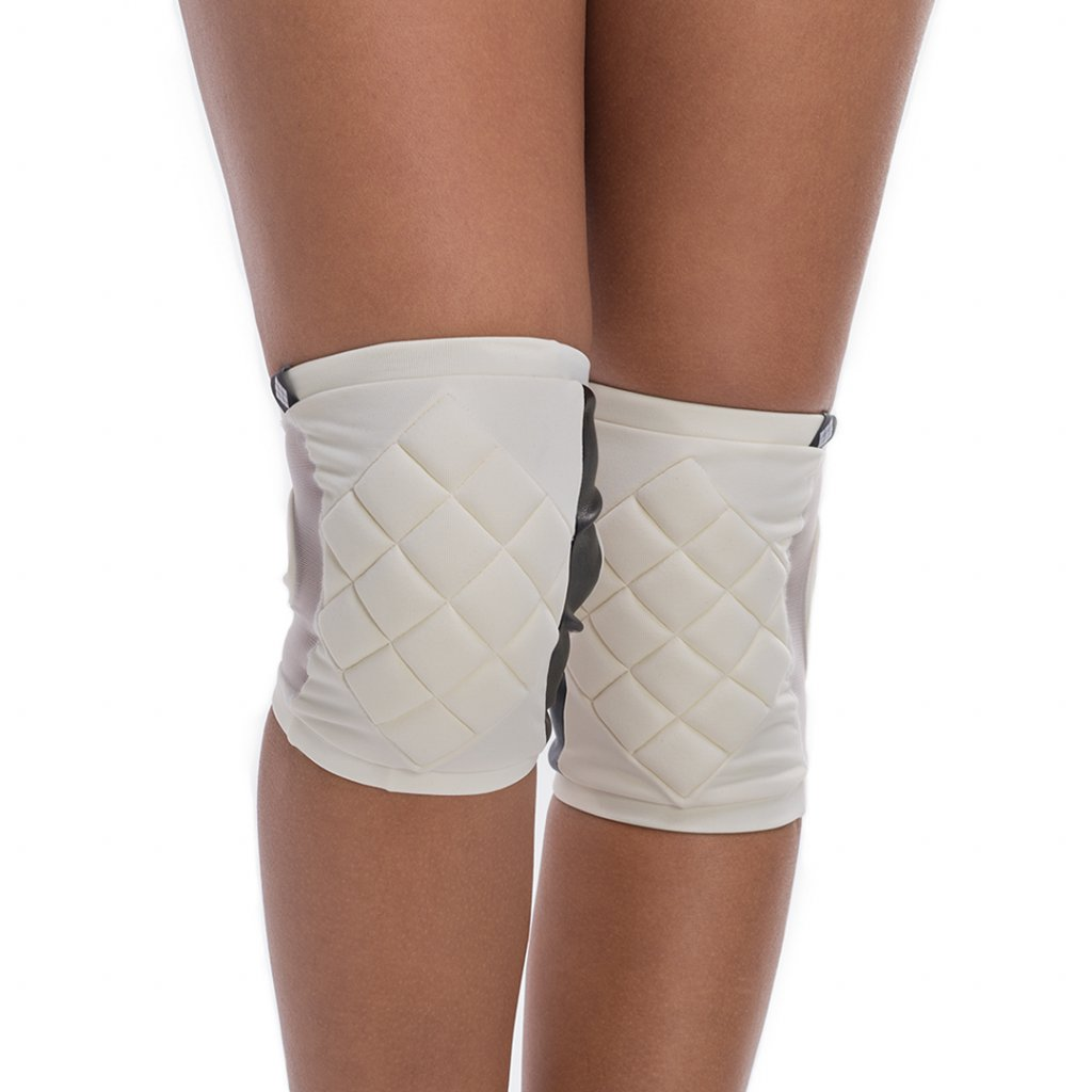 Knee pads without pocket