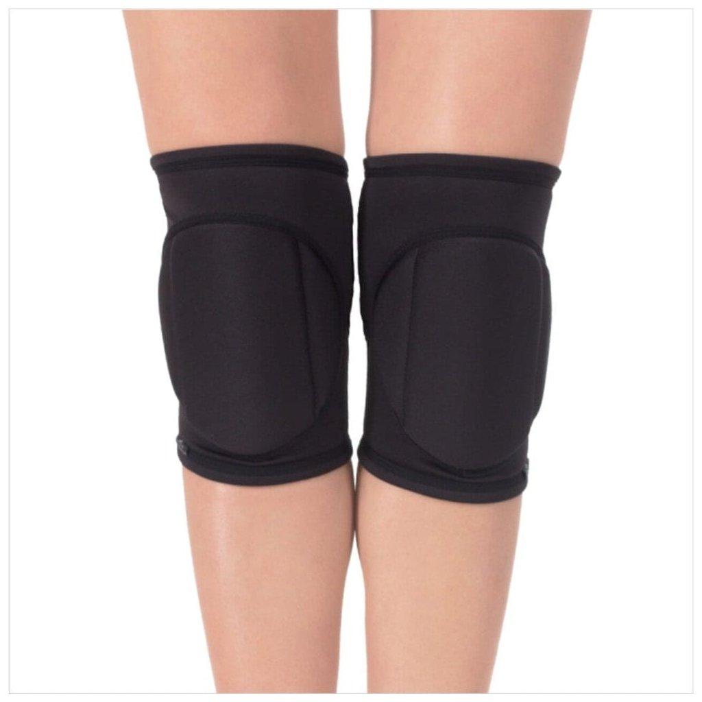 Knee pads, Sleek Black