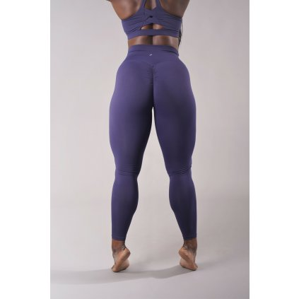 Scrunch Butt Leggings, Navy