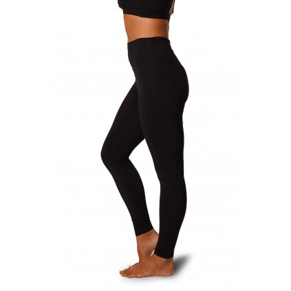 Scrunch Butt Leggings, Black
