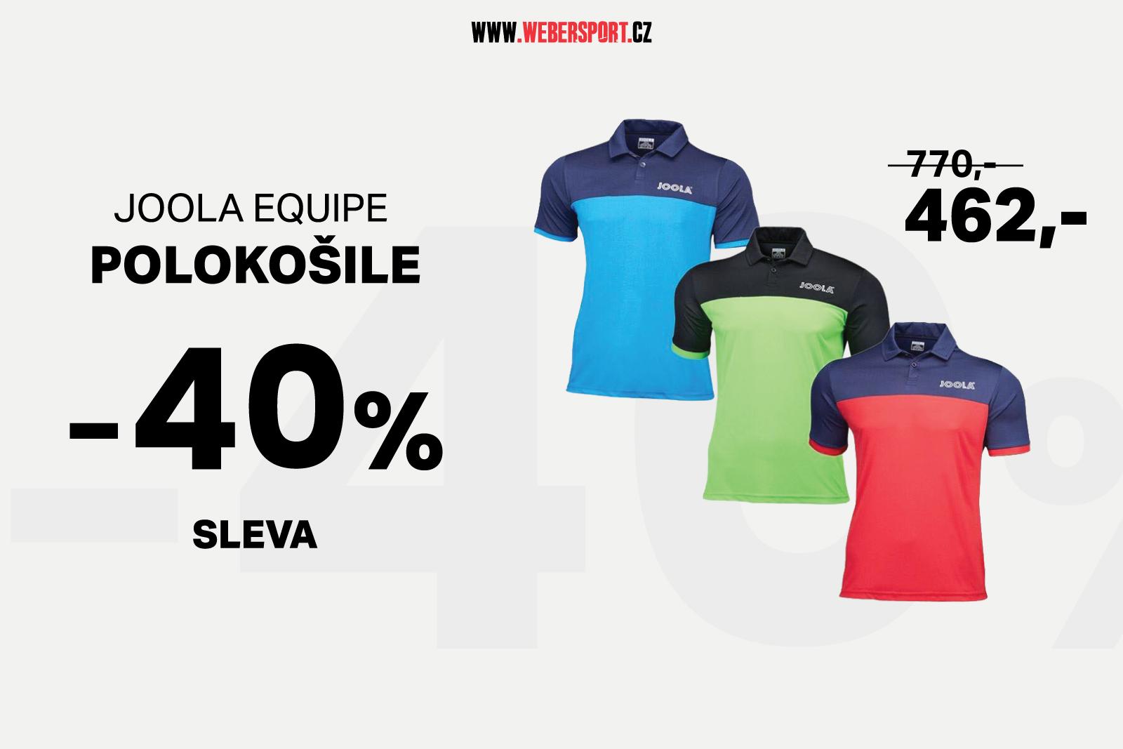 Joola Polokošile Equipe