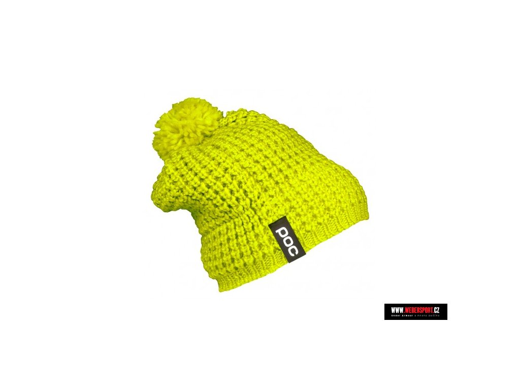POC Color Beanie Hexane Yellow - Webersport a6c1e8dadd57