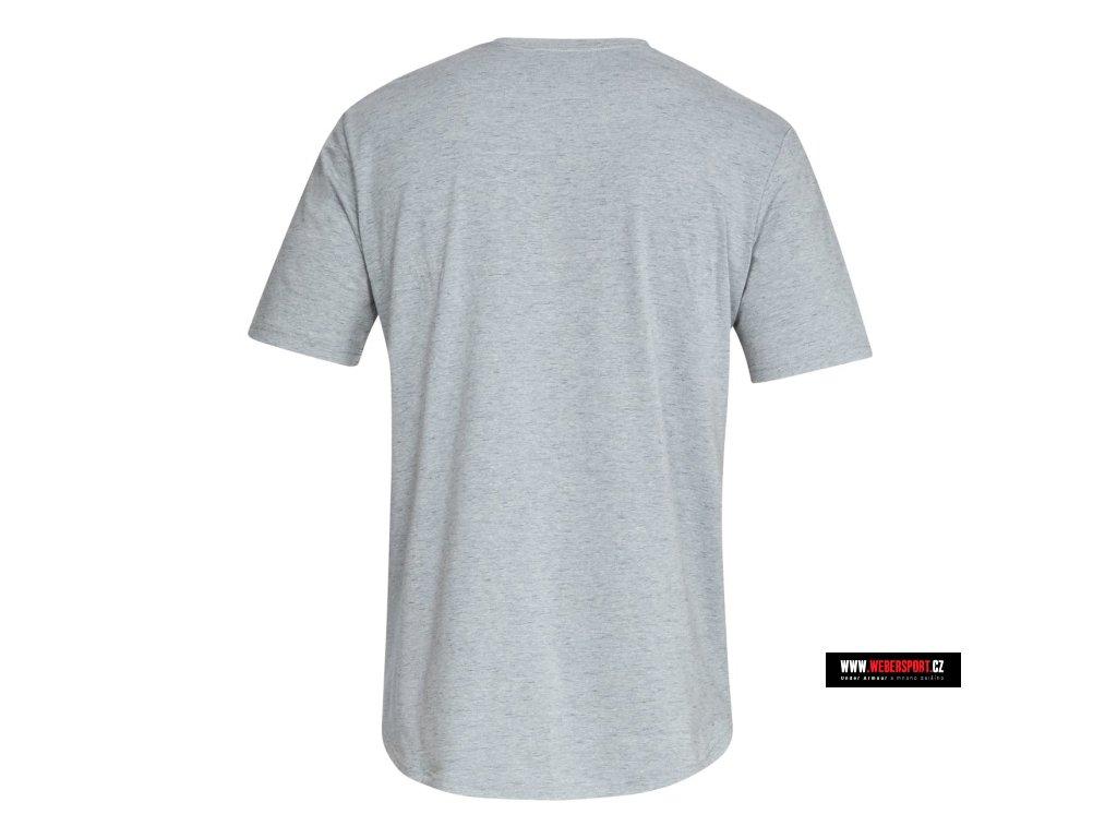 23fc0a47f025 Pánské tričko UNDER ARMOUR SPORTSTYLE BRANDED - Webersport