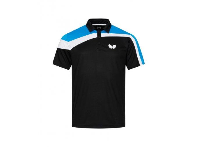 shirt YAIZU black front