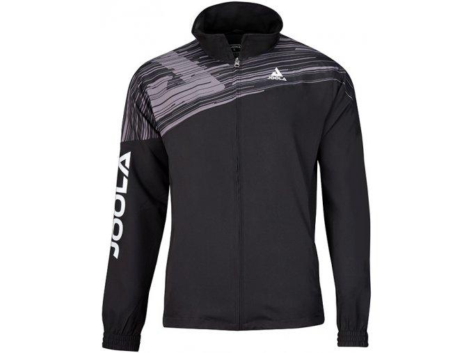 96700 Jacket Trigon black grey