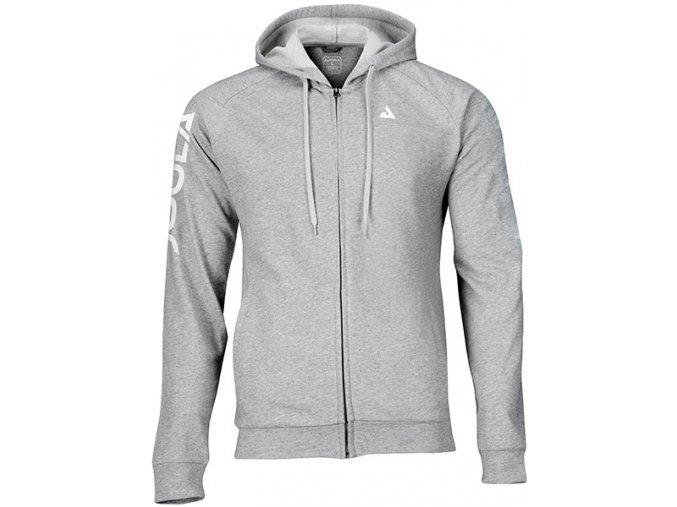 97158 Hoodie PERFORMANCE grey