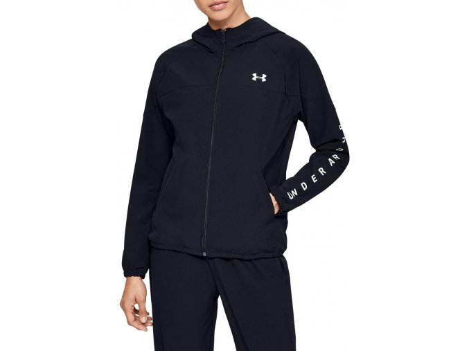 under armour woven hooded jacket 268722 1351794 002