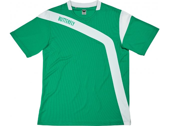 Butterfly textil shirt yasu grun