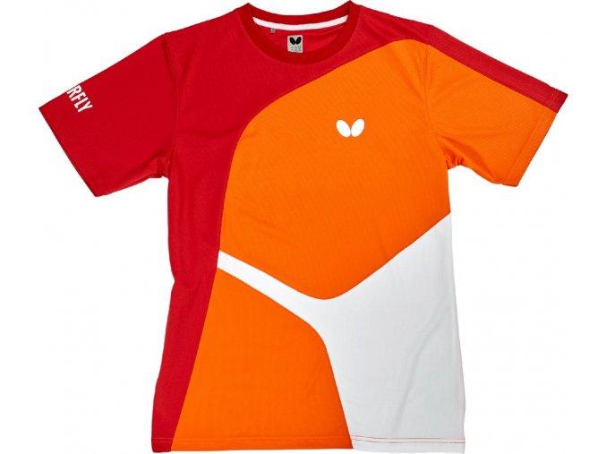 Butterfly textil tshirt ryo rot