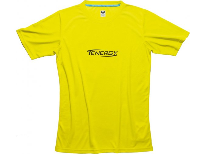 butterfly textiles tshirt tenergy lime 1
