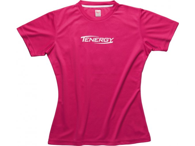 butterfly textiles tshirt tenergy lady magenta 1