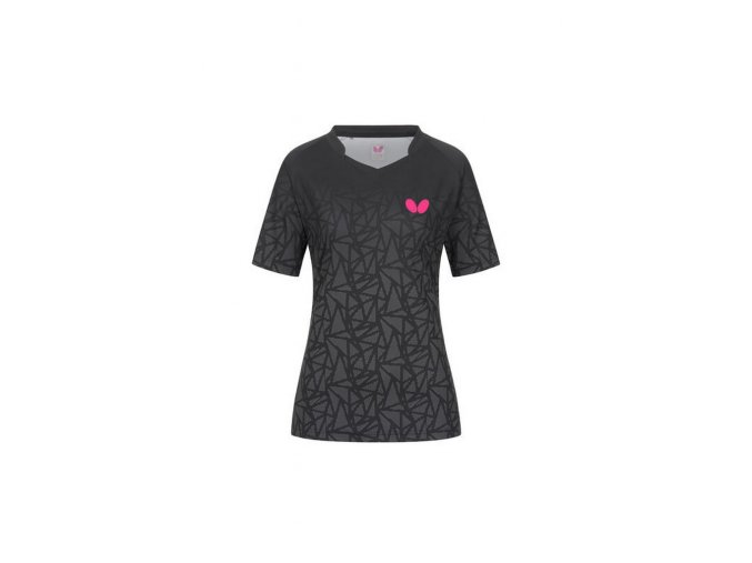 Butterfly shirt HIGO LADY front
